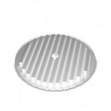 Плита установочная круглая с T-пазами, PT 25, Ø 350 mm