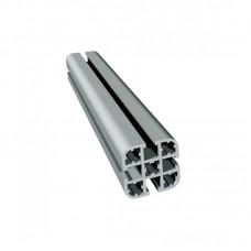 Облегченный станочный алюминиевый  профиль | PL 40