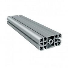 Облегченный алюминиевый станочный профиль    PL 80