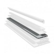 Панельный алюминиевый станочный профиль | PP 150