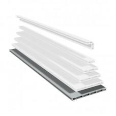 Панельный алюминиевый станочный профиль |  PP 250