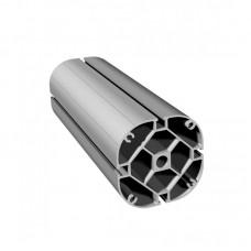 Стандартный станочный алюминиевый профиль | PS 100
